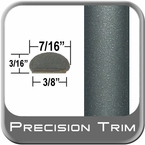 "7/16"" Wide Green Wheel Molding Trim ( PT51 ), Sold by the Foot, Precision Trim® # 2150-51-01"