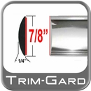 """7/8"""" Wide Chrome Body Side Molding Sold by the Foot, Trim Gard® # BT01-01"""
