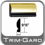 "9/16"" Wide Gold Wheel Trim Sold by the Foot, Trim Gard® # 206-01"