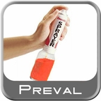 Aerosol Paint or Chemical Sprayer Spray Gun Disposable 1.94oz. Propellant w/Reuseable 6 Ounce Jar Sold Individually Preval #267