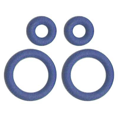 All Sales O-Ring Kit Blue Fits AMI Series 6, 7 & 8 Antennas 4-piece Set #7200B
