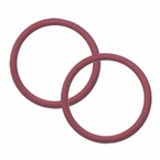 All Sales O-Ring Kit Red Fits AMI Tilt Wheel Levers 2-piece Set #5403R