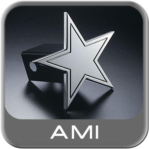 All Sales Trailer Hitch Cover Star Hitch Cover Star Design Polished Aluminum Finish Sold Individually #1004