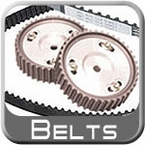 Belts, Serpentine Drive & V Belts