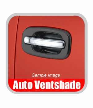 Chevy Tahoe Chrome Door Handle Covers 2000-2006 Handle Cover Set Chrome Plated ABS 4-piece Set Auto Ventshade AVS #685406
