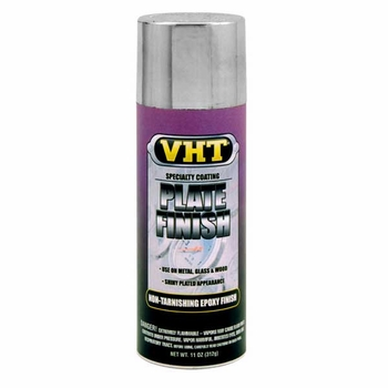 Chrome Plus Plate Finish Spray Paint 11 ounce VHT #SP5251