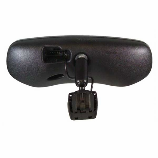 CIPA Auto Dimming Mirror w/ Compass & Map Lights� Standard Wedge Mount Style #36300