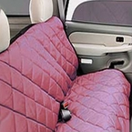 Covercraft Burgundy Pet Seat Cover Burgundy Bench Seat Style #KP00020BU