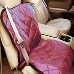 Covercraft Burgundy Pet Seat Cover Burgundy Bucket Seat Style #KP00010BU