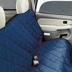 Covercraft Navy Blue Pet Seat Cover Navy Blue Bench Seat Style #KP00020NA