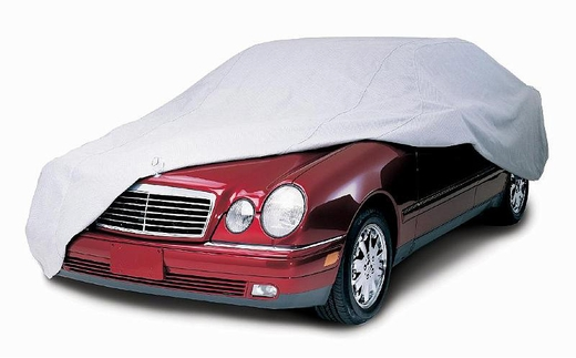 """CoverKing Car Cover Gray Color Coverbond 4 Material For Sedans up to 14' 2"""" Long #UVCCAR2N98"""