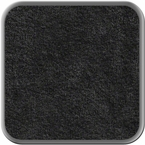CoverKing Front Dash Cover Black Color Suede Material #CDCC1