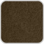 CoverKing Front Dash Cover Brown Color Poly Carpet Material #CDCP4