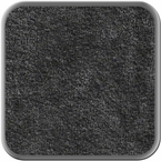 CoverKing Front Dash Cover Charcoal Color Suede Material #CDCC2