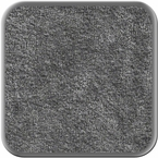 CoverKing Front Dash Cover Gray Color Suede Material #CDCC3