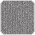 CoverKing Front Dash Cover Gray Color Velour Material #CDCV3