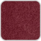 CoverKing Front Dash Cover Red Color Poly Carpet Material #CDCP7