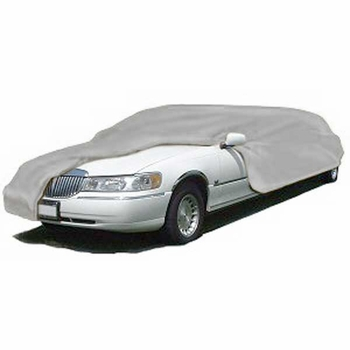 CoverKing Limo Cover Gray Color Coverbond 4 Material Fits up to 24' Long #UVCLMO1N98