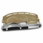 CoverKing Molded Front Dash Cover Beige Color Poly Carpet Material Formed Cover #MDCD12