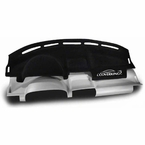 CoverKing Molded Front Dash Cover Black Color Poly Carpet Material Formed Cover #MDCD1