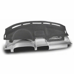 CoverKing Molded Front Dash Cover Gray Color Poly Carpet Material Formed Cover #MDCD3
