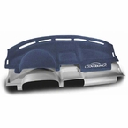 CoverKing Molded Front Dash Cover Medium Blue Color Poly Carpet Material Formed Cover #MDCD11