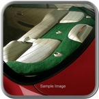 CoverKing Rear Cover Green Color Poly Carpet Material #CRDP10