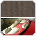CoverKing Rear Cover Taupe Color Velour Material #CRDV15