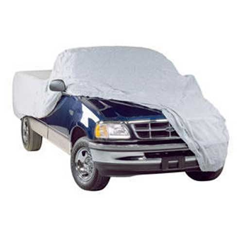 CoverKing Truck Cover Gray Color Triguard Material #UVCTMLSI98