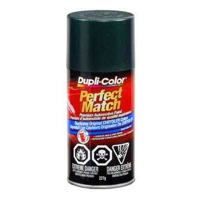 Chrysler, Dodge Forest Green Pearl Perfect Match® Touch-Up Spray Paint 8 ounce DupliColor #BCC0423