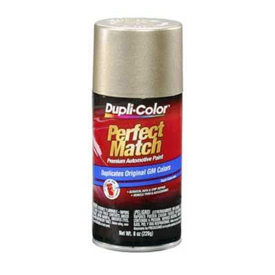 GM Light Driftwood Metallic Perfect Match® Touch-Up Spray Paint 8 ounce DupliColor #BGM0457