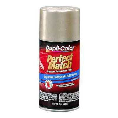 Ford, Mazda Mocha Frost Metallic Perfect Match® Touch-Up Spray Paint 8 ounce DupliColor #BFM0316