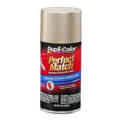 Nissan Pebble Beige Perfect Match® Touch-Up Spray Paint 8 ounce DupliColor #BNS0594