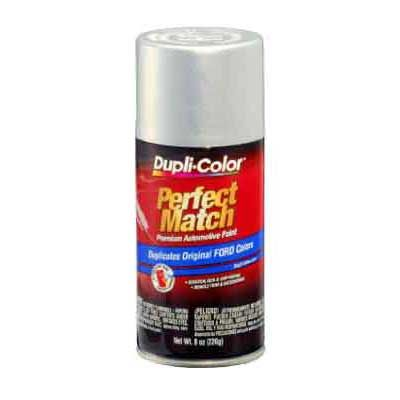 Ford, Mazda Silver Frost Perfect Match® Touch-Up Spray Paint 8 ounce DupliColor #BFM0341