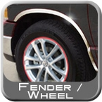 Fender & Wheel Trim Molding