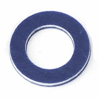 Genuine Toyota Oil Drain Plug Gasket 12mm Inside Diameter Sold Individually #90430-12031