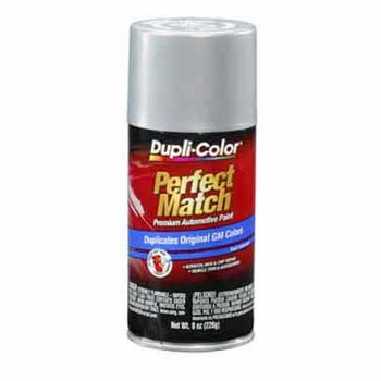 GM, Isuzu Ultra Silver Perfect Match® Touch-Up Spray Paint 8 ounce DupliColor #BGM0508