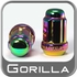 Gorilla® 12mm x 1.25 Lug Nuts Tapered (60°) Seat Right Hand Thread Prizm Sold Individually #21128PL