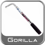 """Gorilla® Power Wrench Lug Wrench w/Telescoping Handle to 22"""" Sold Individually #PW1"""