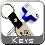Keys, Key Fobs & Accessories