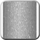 Medium Metallic Silver Molding & Trim