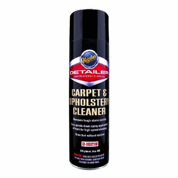 Meguiars Carpet and Upholstery Cleaner 18 oz. Aerosol Can #D10219