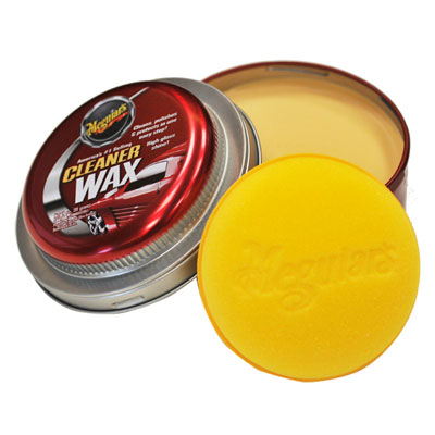 Meguiars Cleaner Wax Paste Car Wax 11 oz. Tub #A1214