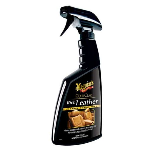 Meguiars Gold Class Rich Leather Spray 16 oz. Trigger Spray Bottle #G10916