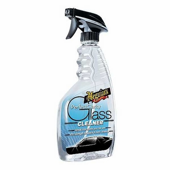 Meguiars Perfect Clarity Glass Cleaner 24 oz. Trigger Spray Bottle #G8224