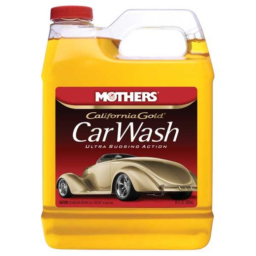 Mothers California Gold Liquid Car Wash 64 oz. Bottle #05664