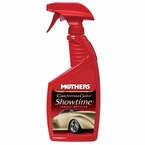 Mothers California Gold Showtime Instant Detailer Liquid Wax 16 oz. Trigger Spray Bottle #08216