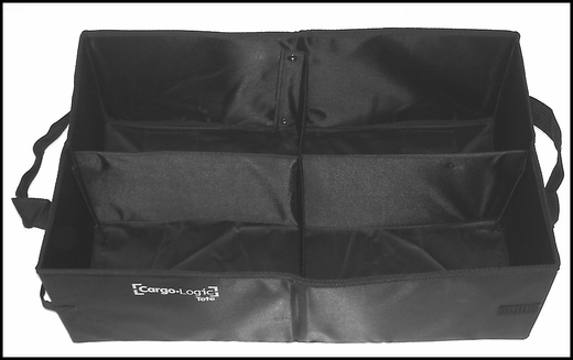 Nifty Cargo-Logic Tote Black #PT427-00120