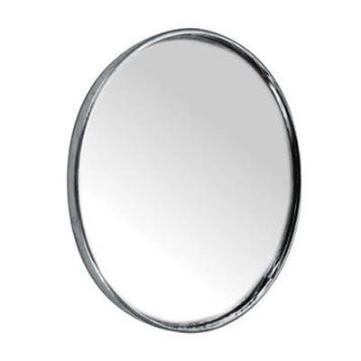 """Peterson Manufacturing 3"""" Round Blind Spot Mirror 3"""" Round, Steel Backing Stick on, Convex #V603"""