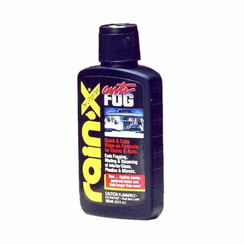 Rain-X Anti-Fog Interior Glass Formula 3.5 oz. Squeeze Bottle #AF21106D